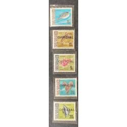 M) 1967, TANZANIA, MARINE LIFE, FISH, TUGUU, DODOZI, KARANGE, DOWE, SHOGO