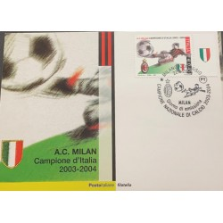 M) 2004, ITALY, NATIONAL FOOTBALL CHAMPIONS, A.C MILAN