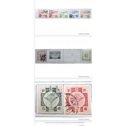 "L) 1922 - 1937 JAPAN, AIR POST SCOTT C3 "" PASSENGER PLANE OVER LAKE ASHI"", SCOTT 1 1/2S LILAC BARON HISOKA MAESHIMA"