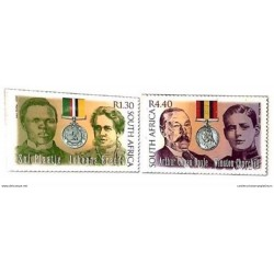 A) 2000, SOUTH AFRICA, CHRONISTS, SERIE, CENTENARY OF THE ANGLO BOER WAR,