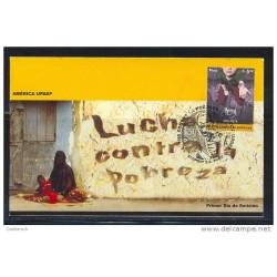 B)2005 PERU FDC UPAEP XF