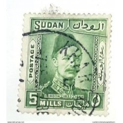 A) 1935, SUDAN, ANNIVERSARY OF THE DEATH OF GENERAL C.G. GORDON PACHA
