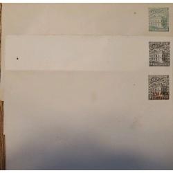 A) 1897, EL SALVADOR, POSTAL STATIONARY SERIES, POST OFFICE, UNUSED ENVELOPE, XF
