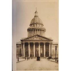 J) 1920 FRANCE, EDIFICE, POSTCARD, XF