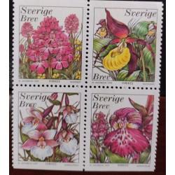 L) 1999 SWEDEN, NATURE, FLOWERS, PLANT, FLORA, MNH
