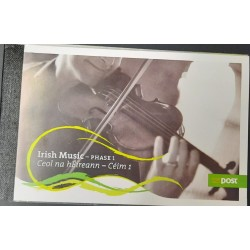 A) 2006, IRELAND, IRISH MUSIC - PHASE 1, VIOLIN, POSTCARD