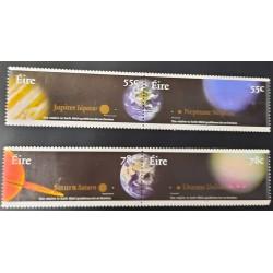 A) 2007, IRELAND, ASTRONOMY PLANETS, JUPITER, NEPTURN, SATURN, URANUS, MINISHEET