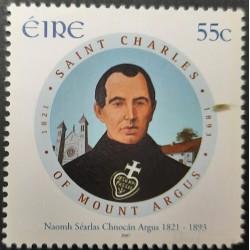 A) 2007, IRELAND, CANONIZATION OF SAN CARLOS DEL MONTE AGUS, TABLE BY JAMES HANLEY, MNH