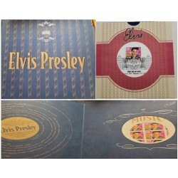 SA) USA, ELVIS PRESLEY SET, FDC, BEAUTIFUL, IN PERFECT CONDITION