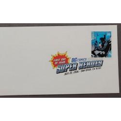 SL) 2006 USA, SUPER HEROES, BATMAN, FDC.